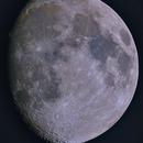 Moon 84% illuminated,                                Siegfried