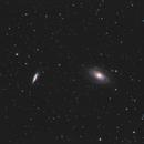 M81 Cigar Galaxy, M82 Bode's Galaxy,                                JesusManuel