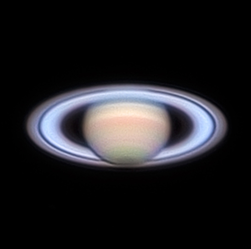 Saturn 14th May 2015,                                Kevin Franklin