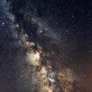 Centre Voie Lactée,                                Astrolulu