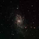 Triangulum Galaxy – Messier 33,                                Per Jensen