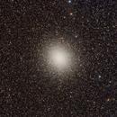 NGC 5139 - Omega Centauri,                                Stefan Benz