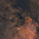 Part of Milky Way,                                David Cocklin