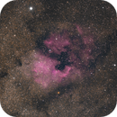 NGC7000 - North American Nebula,                                Victor Boesen
