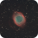 NGC7293 - Nebulosa Helix,                                Alessandro Leovino