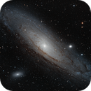 Andromeda Galaxy,                                  PhilHD925