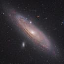 Andromeda,                                Dennis Sprinkle
