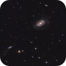 NGC4725 and friends,                                dheilman