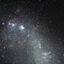 Small Magellanic Cloud and 47 Tucanae (2 panels),                                Ruben Barbosa