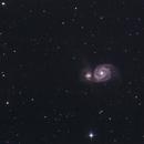 M51 Galaxy,                                Hayden Herzberger