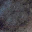 Milky Way star field,                                Dean Fournier