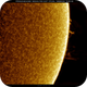 Solar Prominences (B), HA, 08-24-2019,                                Martin (Marty) Wise