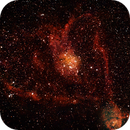 IC 1805 Heart Nebula and NGC 896,                                Andy Rattler Brown