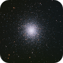 Hercules Cluster - M13,                                David Kennedy