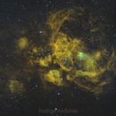 War and Peace Nebula - NGC 6357,                                Rodrigo Andolfato