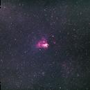 NGC 6618_M 17,                                Silkanni Forrer