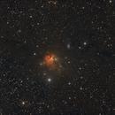 Northern Trifid (NGC 1579),                                404timc
