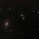 Markarian's Chain M84 M86,                                llolson1