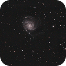 last m101 of 2014 - cooperation of 3 instruments on the 29.12.14,                                Stefano Ciapetti