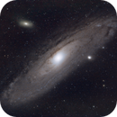 M 31 - First Try in october 2019,                                abonengo
