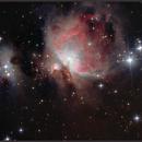 Großer Orionnebel,                                Gottfried Meissner