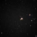 NGC 4567 (Siam twins galaxies),                                neptun