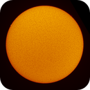 First Hα Solar Image,                                Chappel Astro