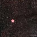 Cocoon nebula,                                Arnedo Kévin