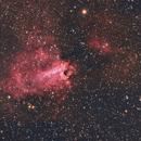 M 17 - ED80T,                                Gerson Pinto