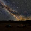My first Milky Way,                                Andrzej