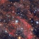 Cygnus Nebulae/Open Cluster,                                Felix D.