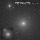 Comet 46P/Wirtanen Animation,                                Eric Coles (coles44)