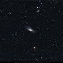 Messier 106,                                Christian Höferlin
