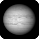 Jupiter in Infrared on April 30, 2020,                                Chappel Astro