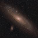 Messier 31,                                Fabian Rodriguez...