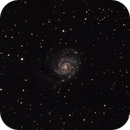 M101 - Pinwheel Galaxy,                                alexhollywood