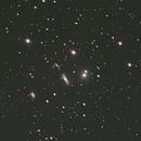 NGC 3190 - Leo Quartet,                                Carl Newberg