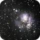Lagoon Nebula,                                maxwolfie