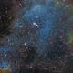 First part of the Soul Nebula Mosaic,                                John