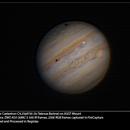 Jupiter in IR,                                Gabriel Cardona
