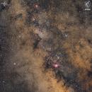 Poolside astrophotography #1,                                Edoardo Luca Radice (Astroedo)