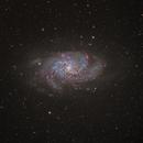 M33 in HaLRGB,                                cfpendock