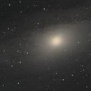 M31 Andromeda Galaxy,                                Ridrick