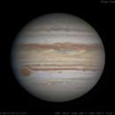 Jupiter   2019-08-14 3:12   RGB,                                Chappel Astro