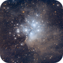 M45, The Pleiades (Seven Sisters),                                Phil Hosey