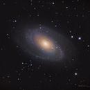 Bodes Galaxy M81 redux,                                Cfeastside
