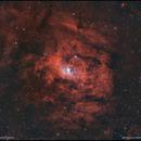 NGC7635 - Bubble Nebula - Bi-Color HSO_RGB,                                Francesco Battistella