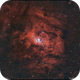 NGC7635 - Bubble Nebula - Bi-Color HSO_RGB,                                Francesco Battist...