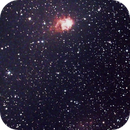 NGC 7538 and Sharpless 2-159,                                Lawrence E. Hazel