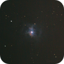 Iris nebula NGC 7023,                                amsideribus